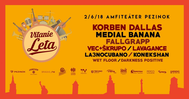 Karpatská muška: Vítanie Leta 2018